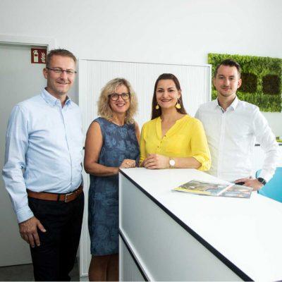 Edeka Berger - Verwaltung